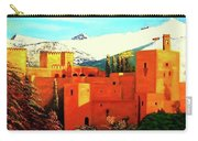 The Alhambra Of Granada Carry-all Pouch