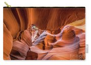 The Amazing Antelope Slot Canyons In Arizona, Usa Carry-all Pouch