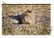 The Amazing Black-tailed Prairie Dog Carry-all Pouch