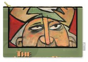 The Amazing Brad Soup Juggler  Poster Carry-all Pouch