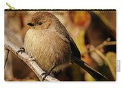 The American Bushtit Carry-all Pouch