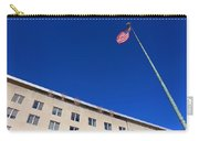 The American Flag At The United States Department Of State Carry-all Pouch