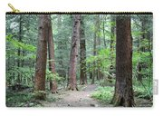 The Ancient Hemlock Forest Carry-all Pouch