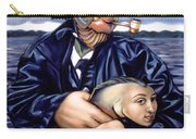 The Ancient Mariner Carry-all Pouch by Patrick Anthony Pierson