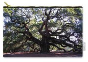 The Angel Oak In Charleston Sc Carry-all Pouch