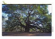 The Angel Oak In Spring Carry-all Pouch