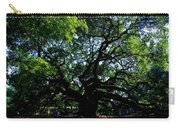 The Angel Oak In Summer Carry-all Pouch