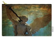 The Angel Of The Last Days Carry-all Pouch