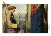 The Angelic Salutation Carry-all Pouch