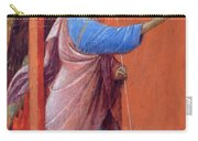 The Annunciation Fragment 1311 Carry-all Pouch