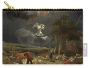 The Annunciation To The Shepherds Carry-all Pouch