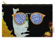 The Answer Is Blowin' In The Wind. Bob Dylan Carry-all Pouch
