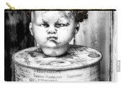 The Antique Doll's Head Carry-all Pouch