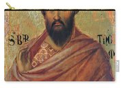 The Apostle Bartholomew 1311 Carry-all Pouch
