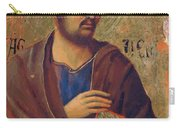 The Apostle Thaddeus 1311 Carry-all Pouch