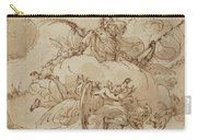 The Apotheosis Of San Vitale Carry-all Pouch