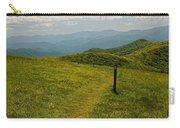 The Appalachian Trail Crossing Max Patch Carry-all Pouch