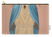 The Apparition Of St Kateri Tekakwitha 192 Carry-all Pouch