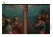 The Apparition Of The Virgin Of El Pilar To St. James Carry-all Pouch