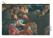 The Apparition Of The Virgin The St James The Great Carry-all Pouch