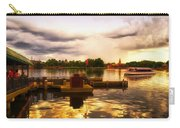 The Approaching Storm Walt Disney World Carry-all Pouch