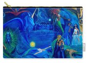 The Aquarian Family Tree  Carry-all Pouch