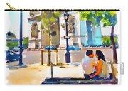 The Arc De Triomphe Paris Carry-all Pouch