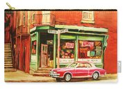 The Arcadia Five And Dime Store Carry-all Pouch