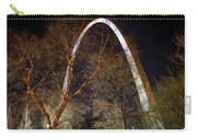 The Arch 3 St Louis Missouri Gateway Arch Art Carry-all Pouch