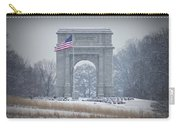 The Arch At Valley Forge Carry-all Pouch