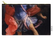 The Archangel Michael Defeating Satan 1635 Carry-all Pouch