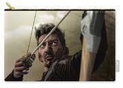 The Archer Carry-all Pouch by Sandra Bauser Digital Art