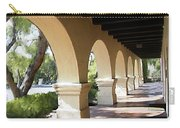 The Arches Mission Santa Ines Carry-all Pouch