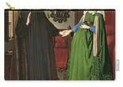 The Arnolfini Marriage Carry-all Pouch