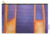 The Arrival Carry-all Pouch by Judy Henninger