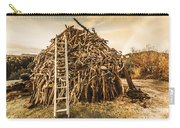 The Art Of Bonfires Carry-all Pouch