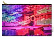 The Art Of Bowling Carry-all Pouch