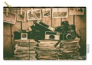 The Art Of Film Photography Carry-all Pouch