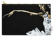 The Art Of Grace Carry-all Pouch