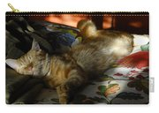 The  Art Of Relaxation Carry-all Pouch