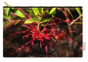 The Art Of Spider Flower Carry-all Pouch