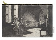The Artist In His Mother's Room, Danzig Carry-all Pouch