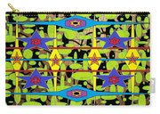 The Arts Of Textile Designs #28 Carry-all Pouch