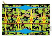 The Arts Of Textile Designs #3 Carry-all Pouch