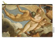 The Ascension Of Virtue Carry-all Pouch