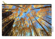 The Aspens Above - Colorful Colorado - Fall Carry-all Pouch