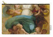 The Assumption Of The Virgin Carry-all Pouch by Pierre Paul Prudhon