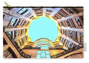 The Atrium At Casa Mila Carry-all Pouch