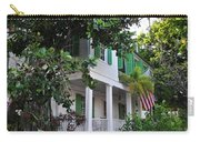 The Audubon House - Key West Florida Carry-all Pouch