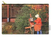 The Autumn Painter Carry-all Pouch